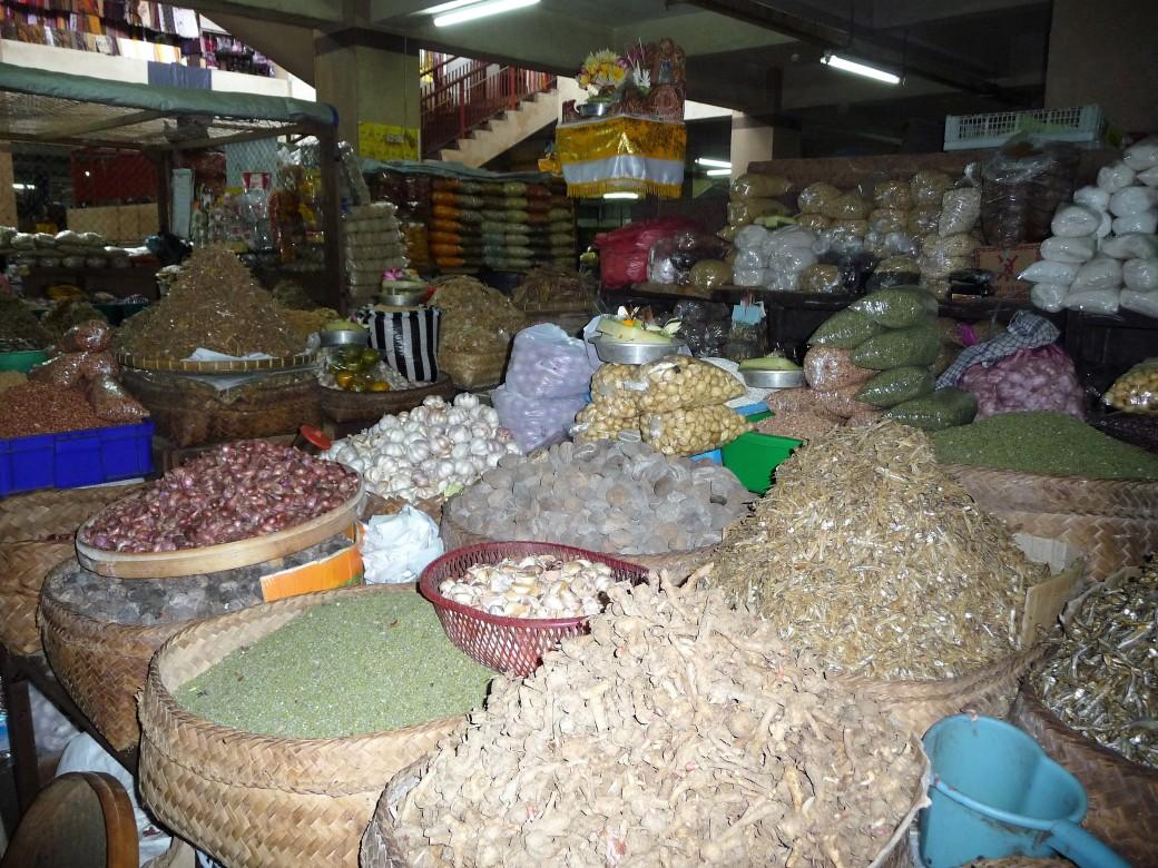 denpasar markets