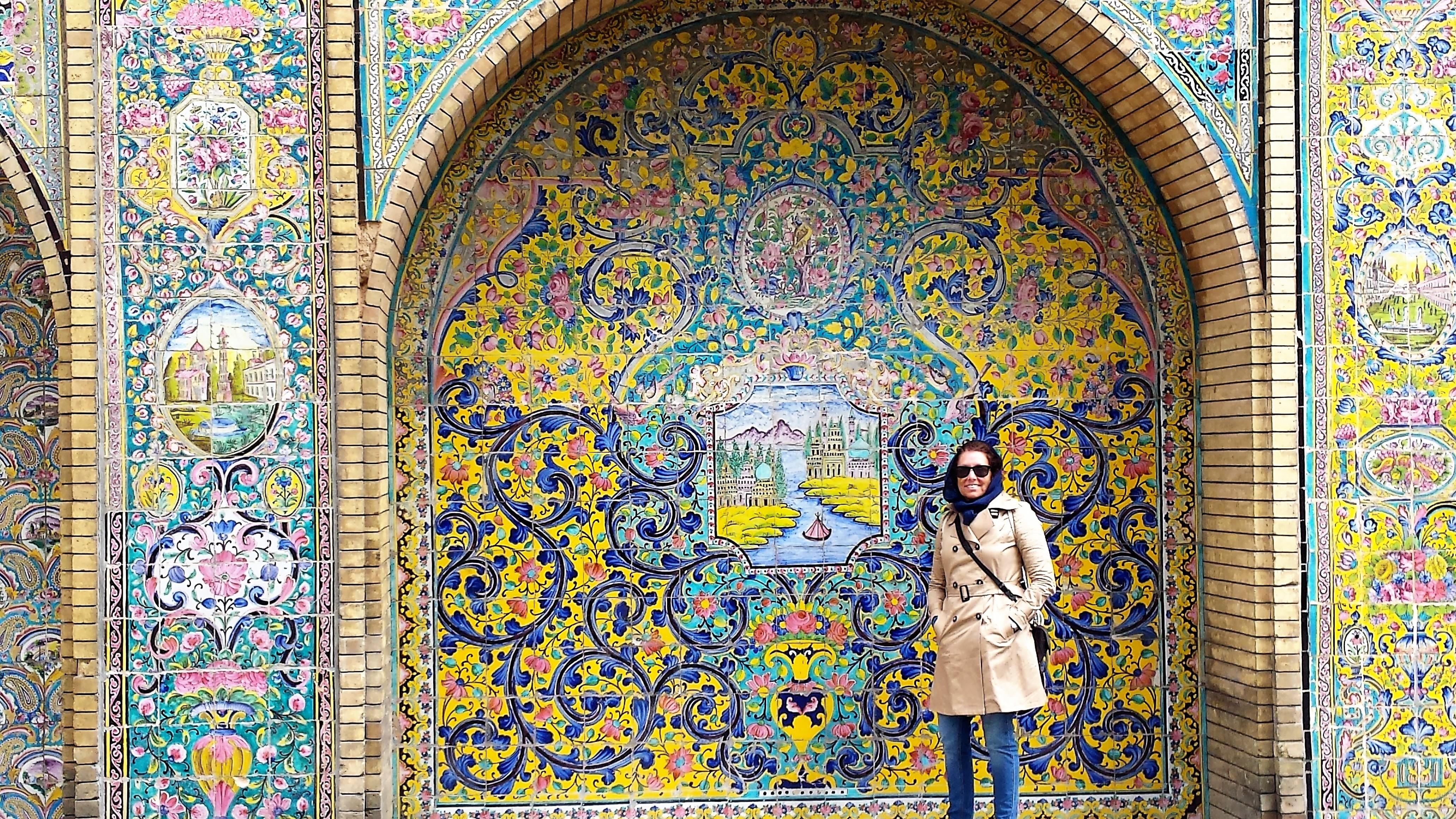 Add to tehran blog
