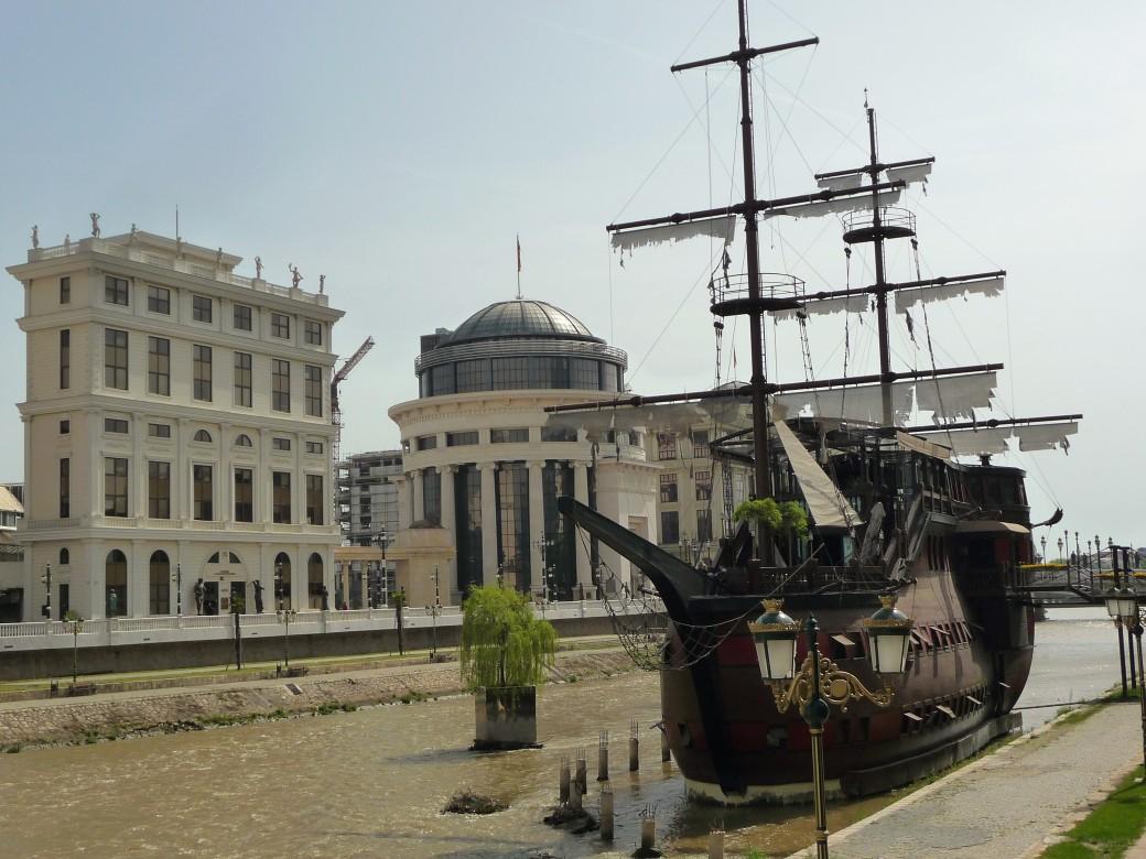 pirate boat hotel